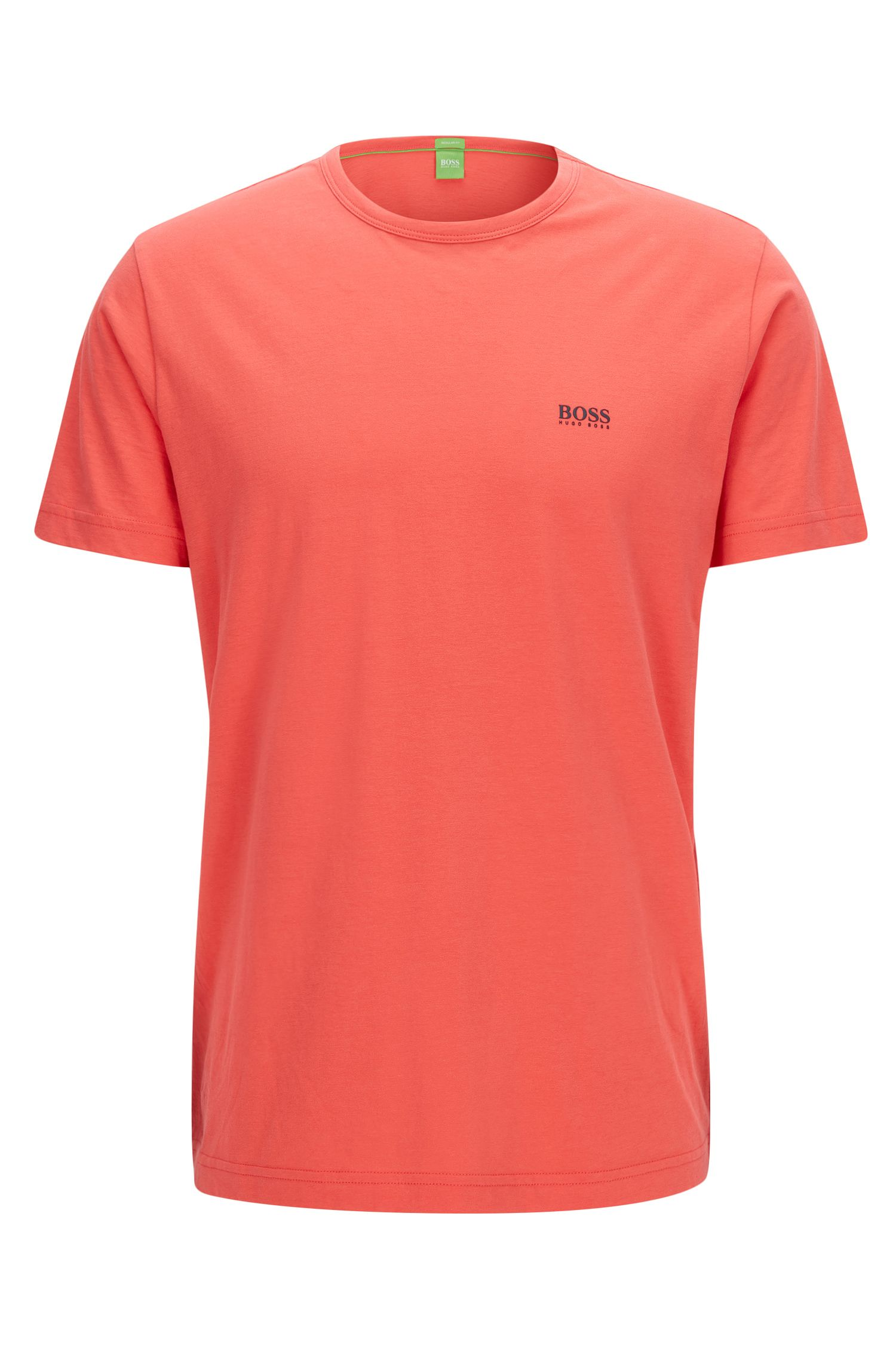 Regular-Fit T-Shirt aus Single-Jersey