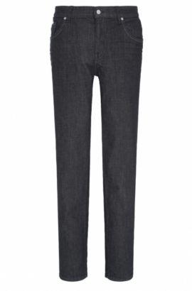 Jeans Regular Fit Big&Tall en coton stretch: «C-B4», Bleu foncé