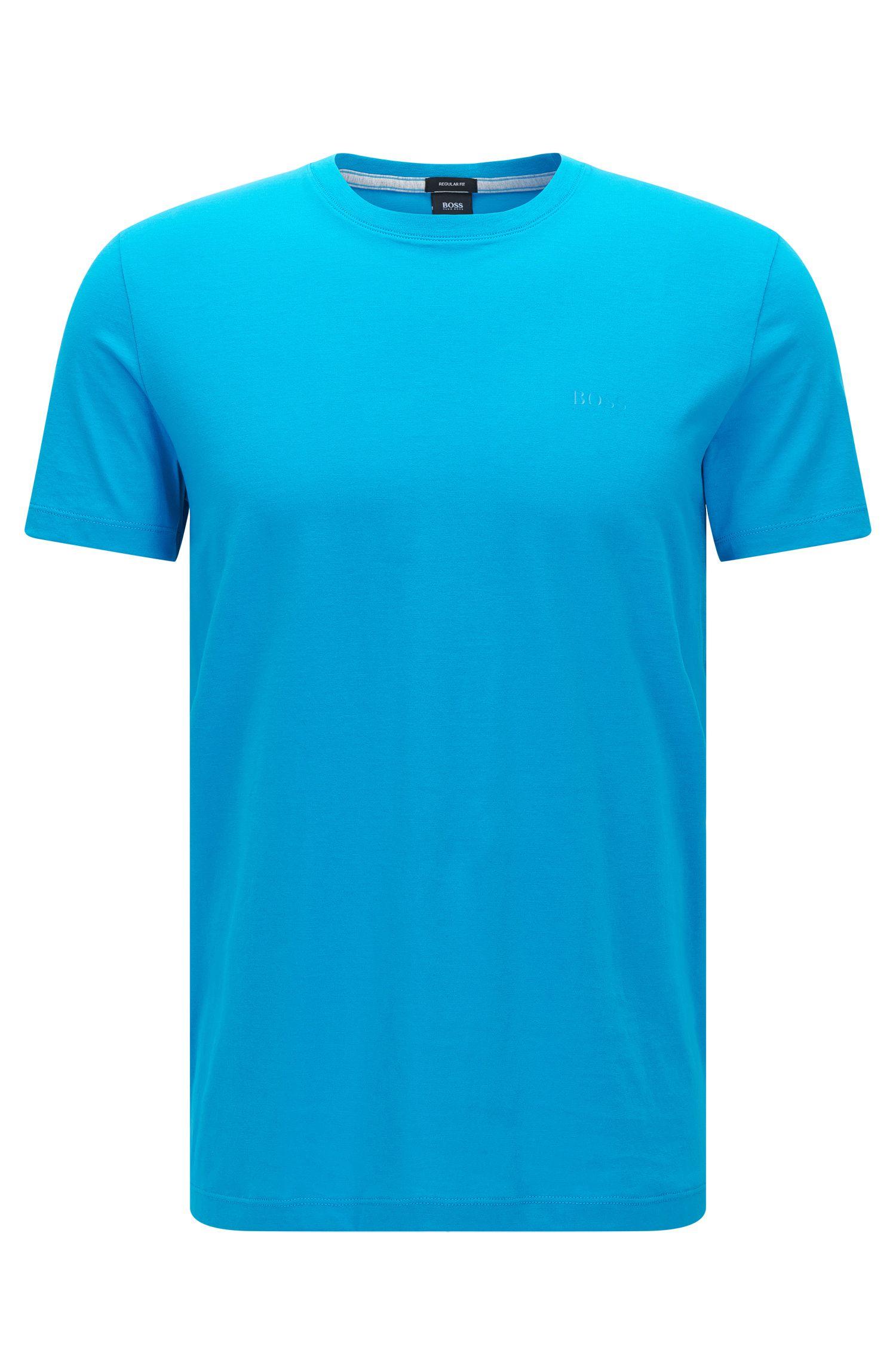 T-shirt Regular Fit en coton doux