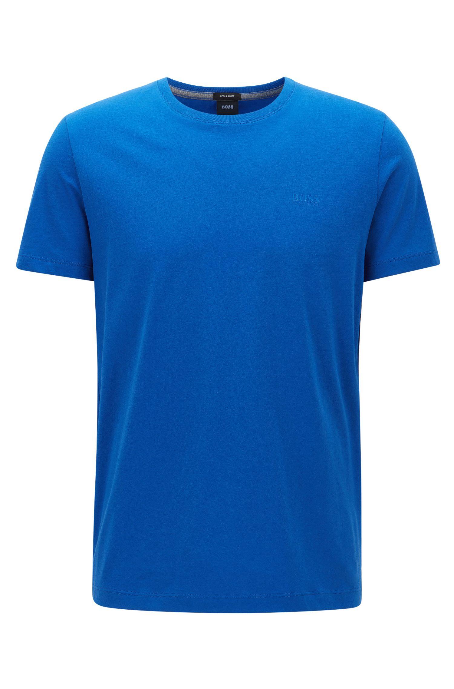 Regular-fit T-shirt van zacht katoen