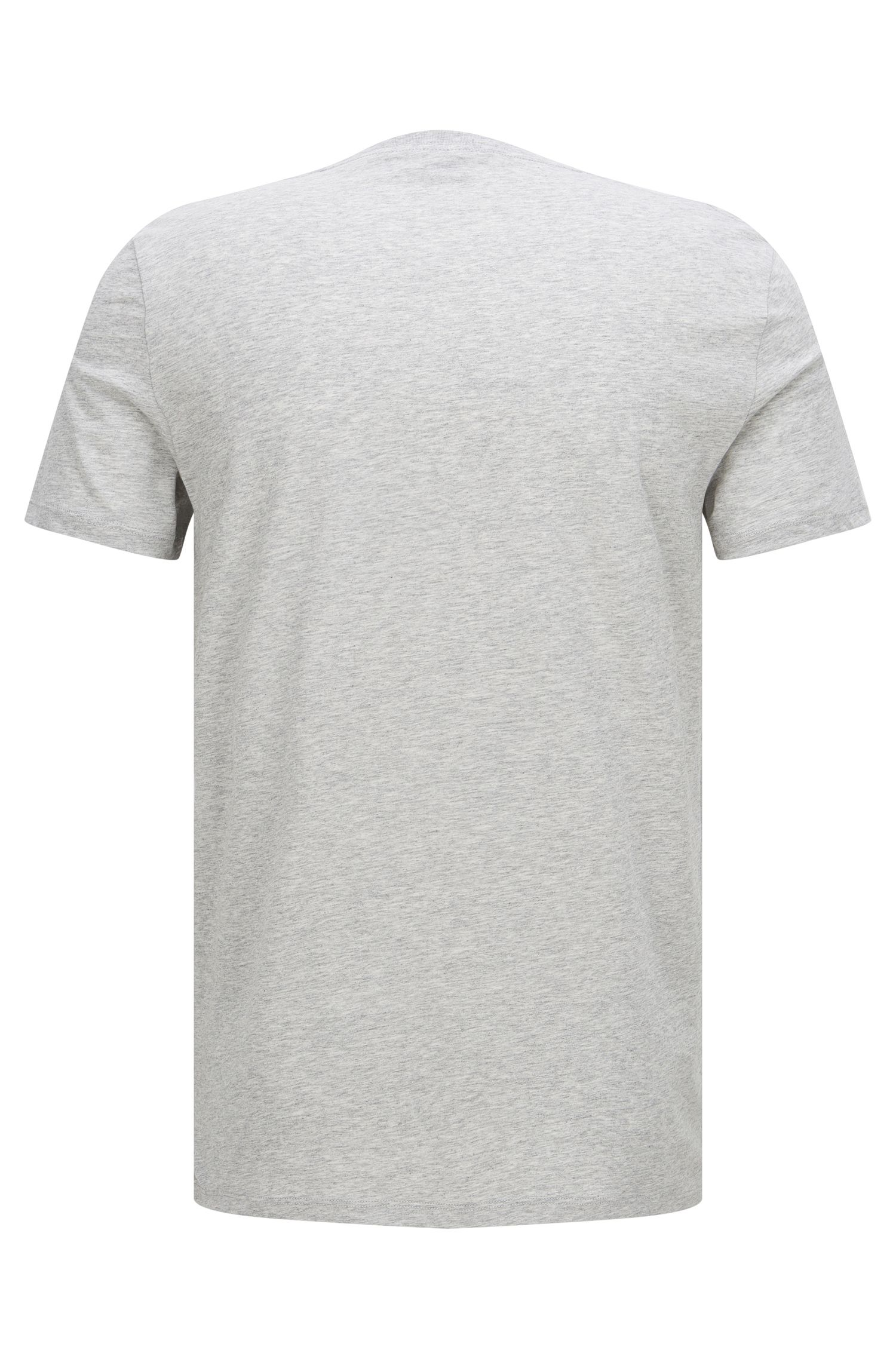 Regular-fit T-shirt in single jersey