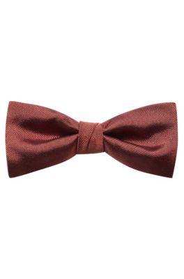 8037d82b8fdd Elegant bow ties for men | Pre-tied & self-tie | HUGO BOSS