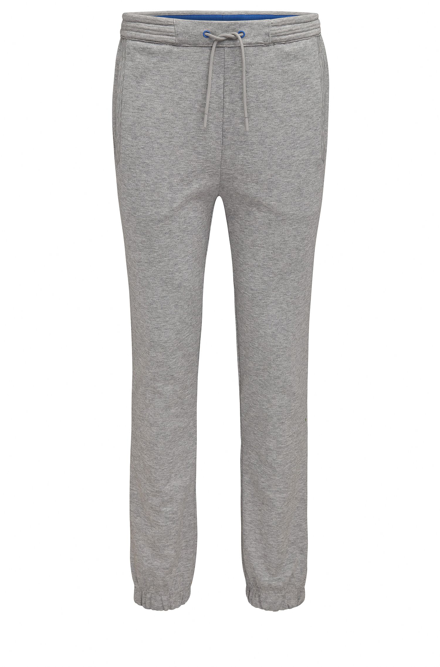 Pantaloni da jogging regular fit in misto cotone
