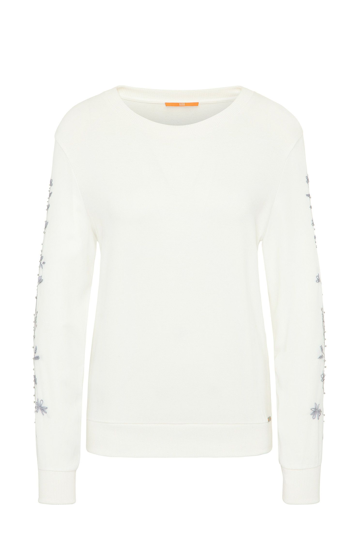 Sweat Regular Fit en French Terry