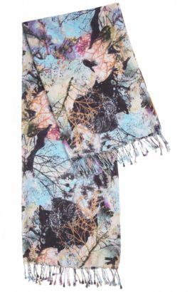 Foulard léger en coton et modal, Fantaisie