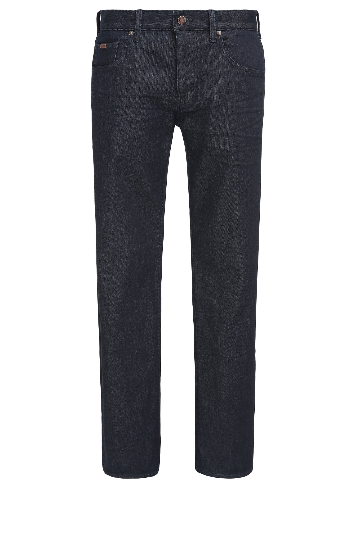 Jeans Relaxed Fit en denim stretch confortable