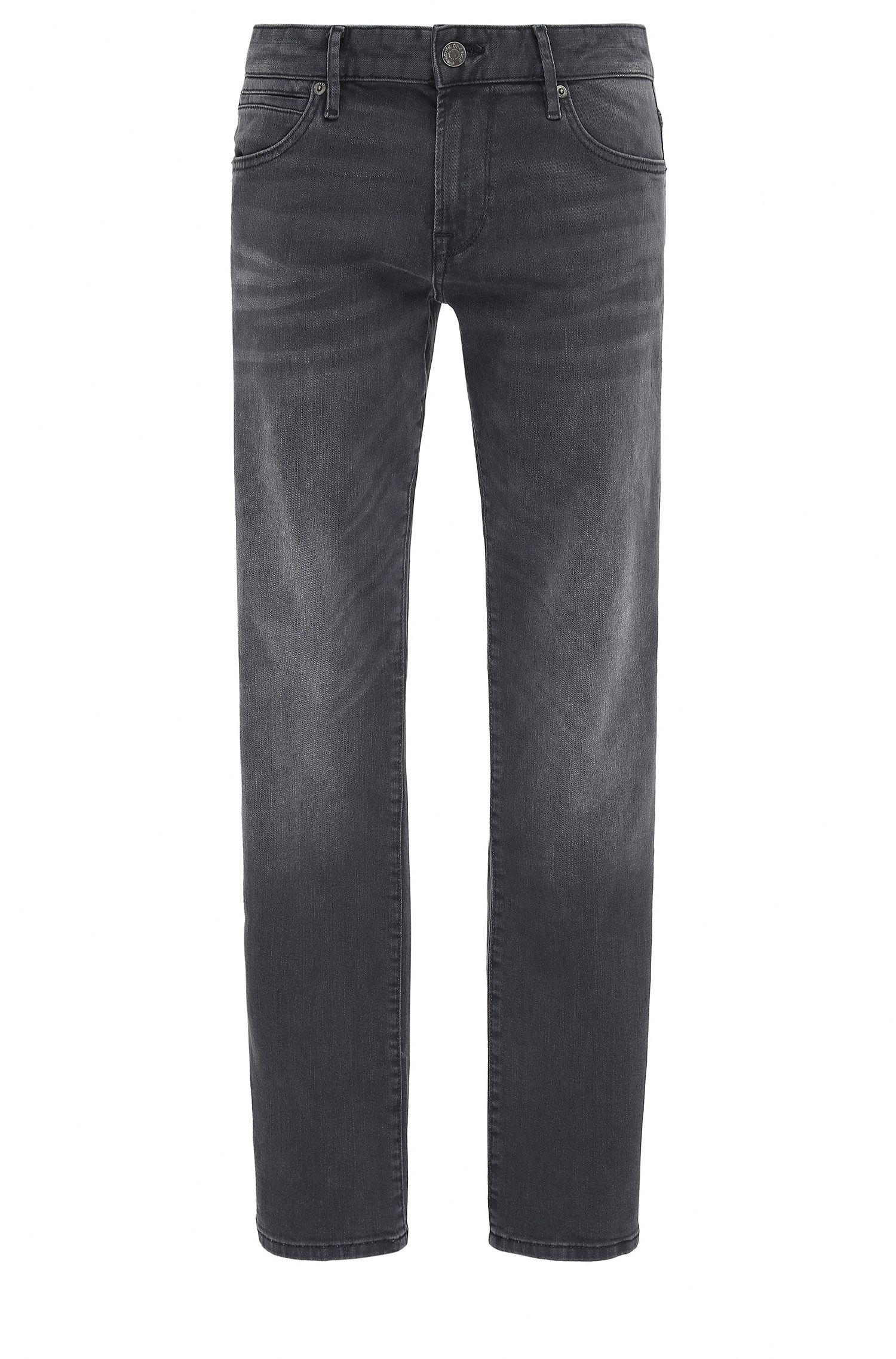 Jeans Regular Fit en denim super stretch