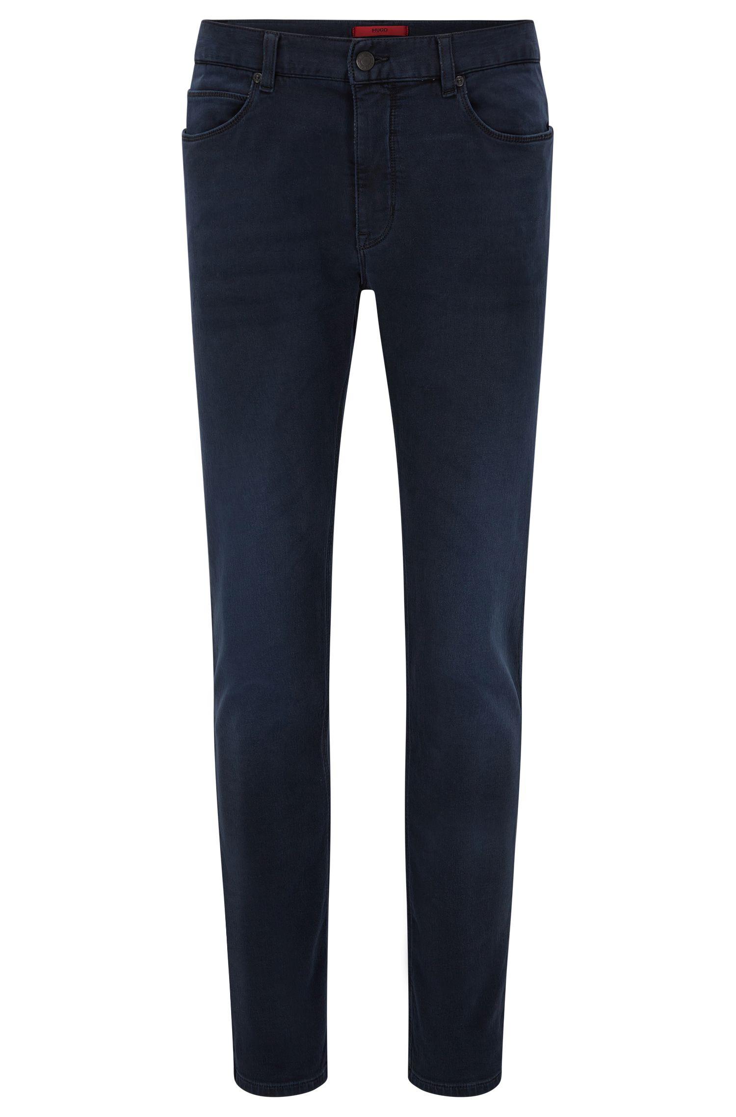 Jeans Skinny Fit en denim jersey