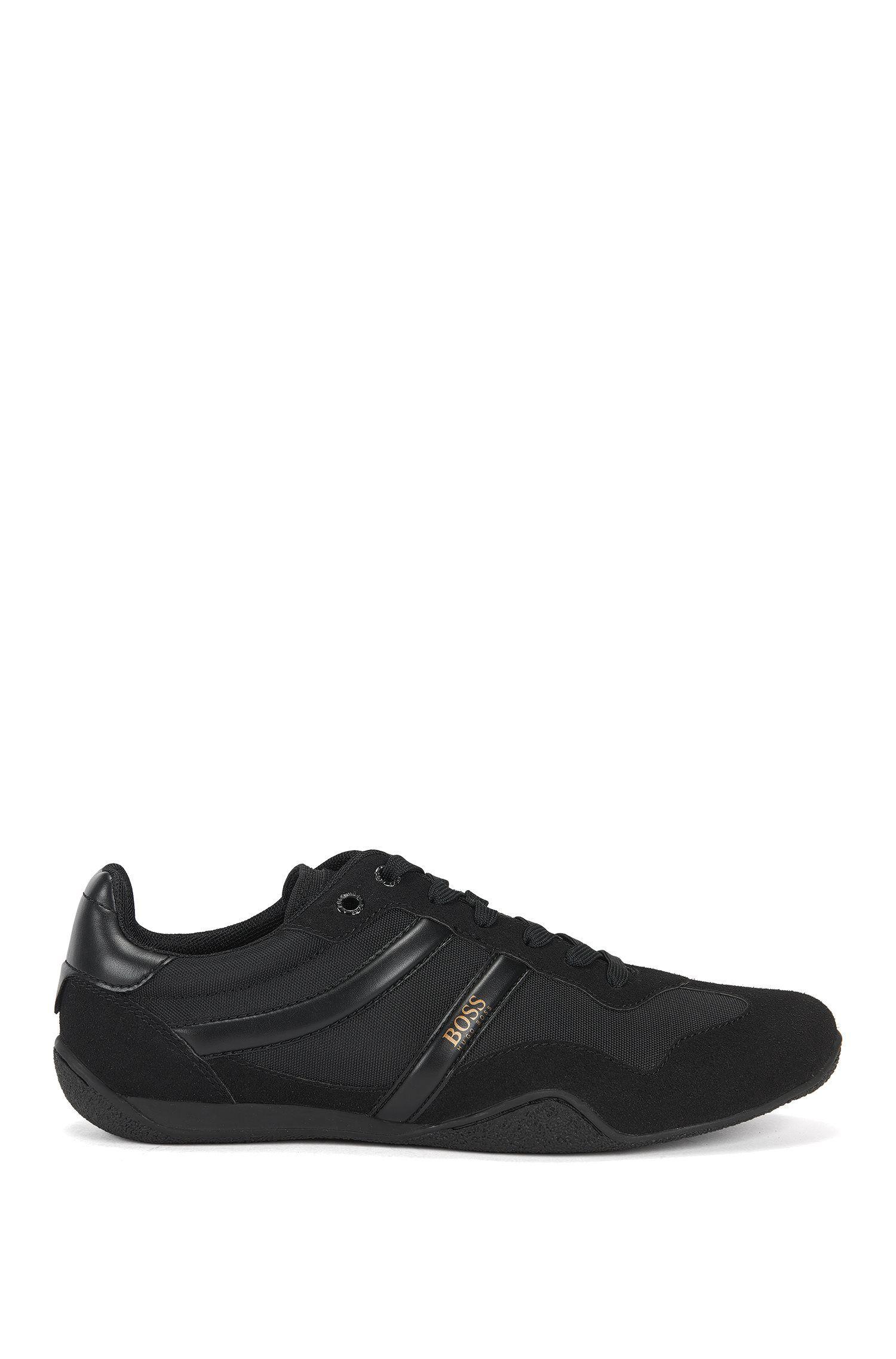 Sneakers low-top con leggera intersuola EVA