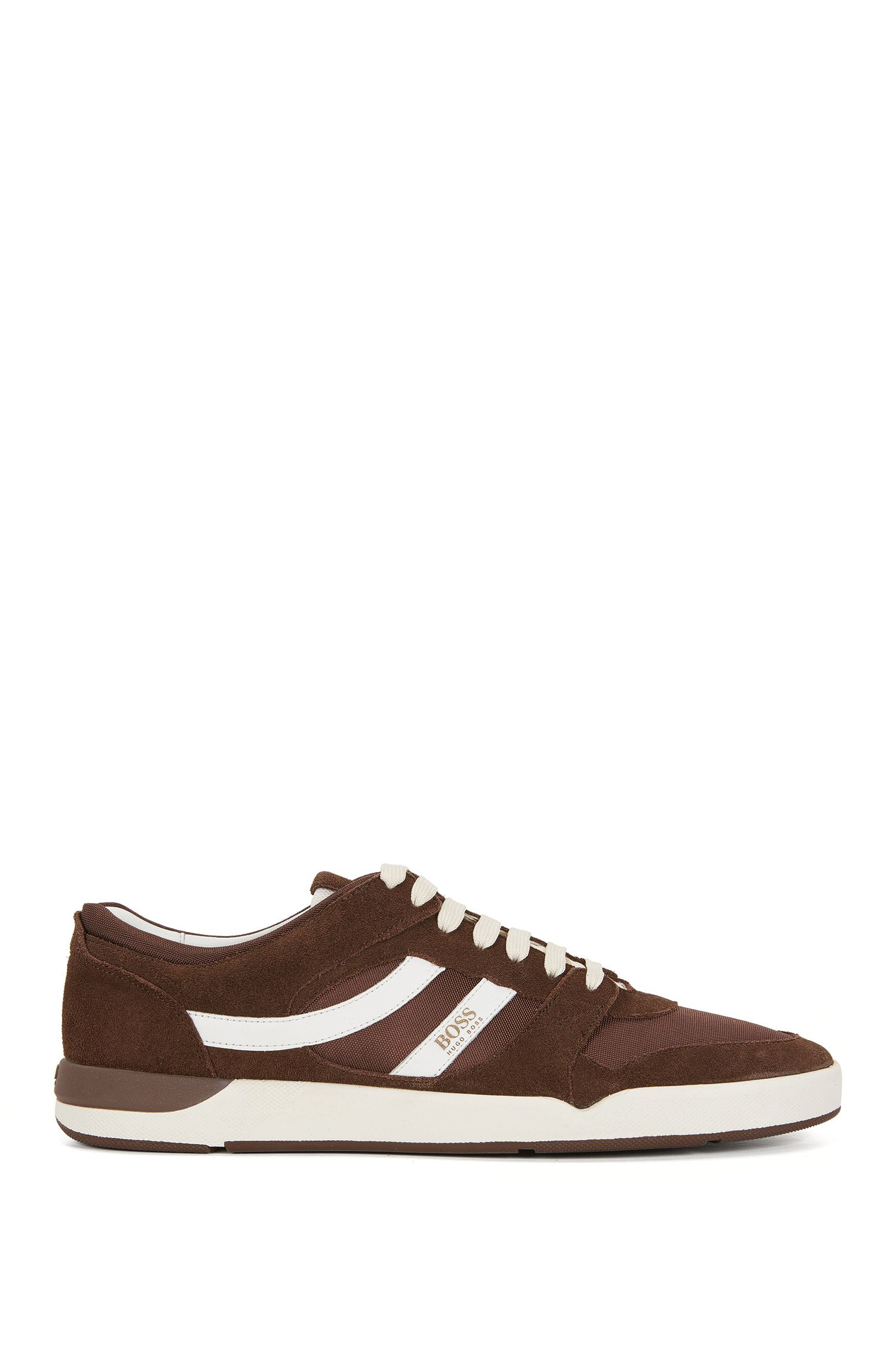 Sneakers low-top con struttura Strobel