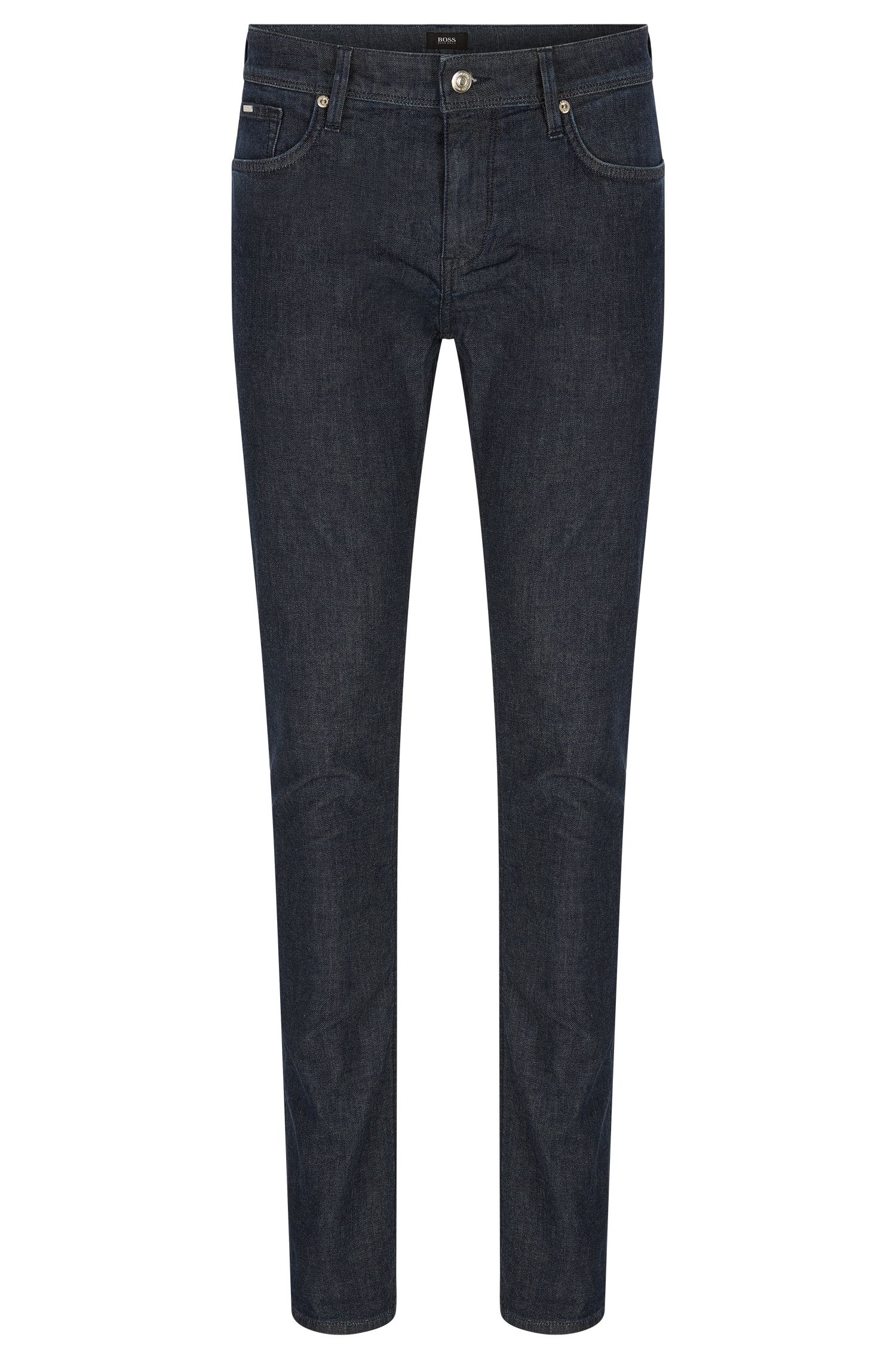 Slim-fit jeans in mid-weight stretch fabric