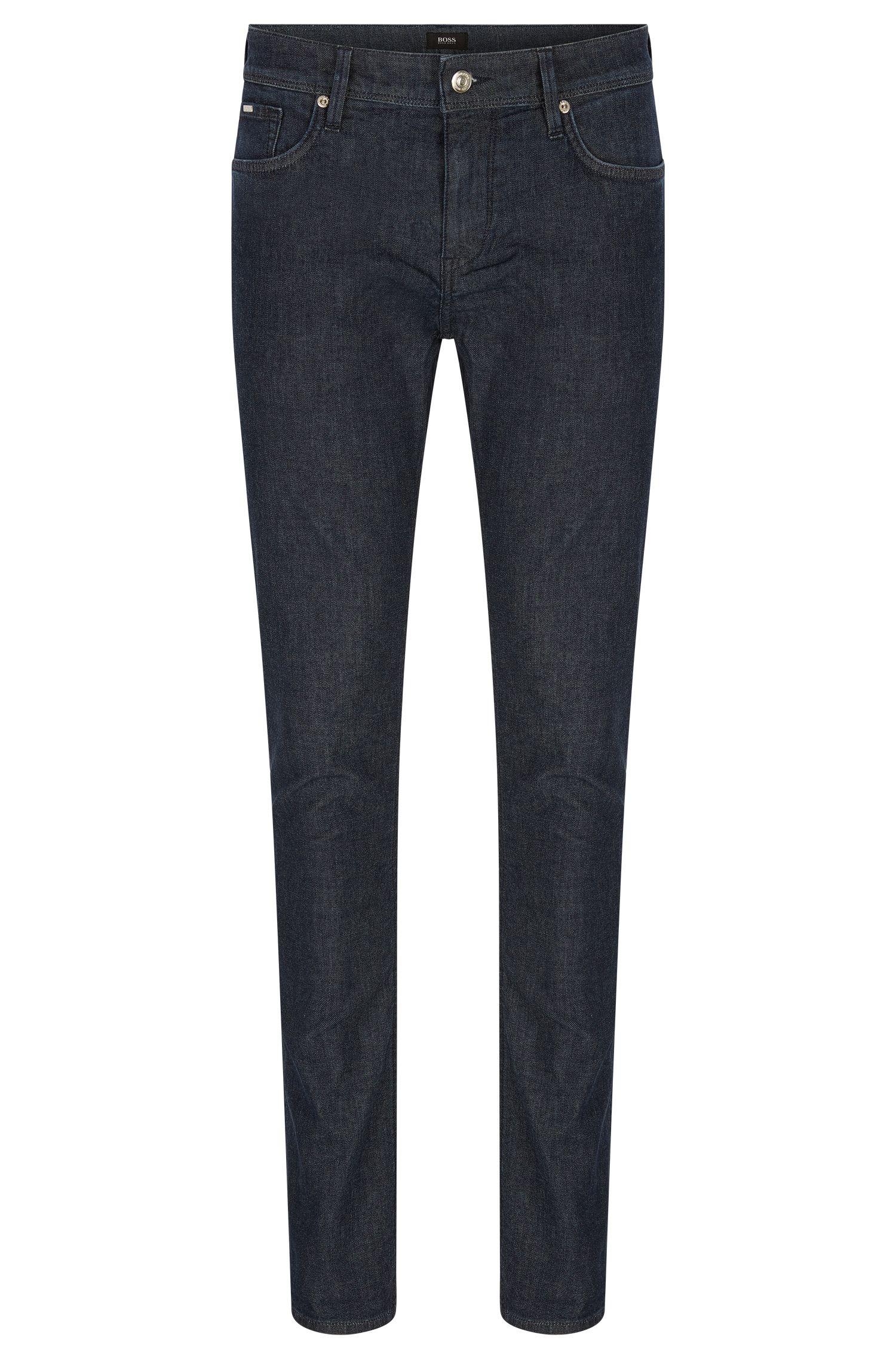 Slim-Fit Jeans aus mittelschwerer Stretch-Baumwolle