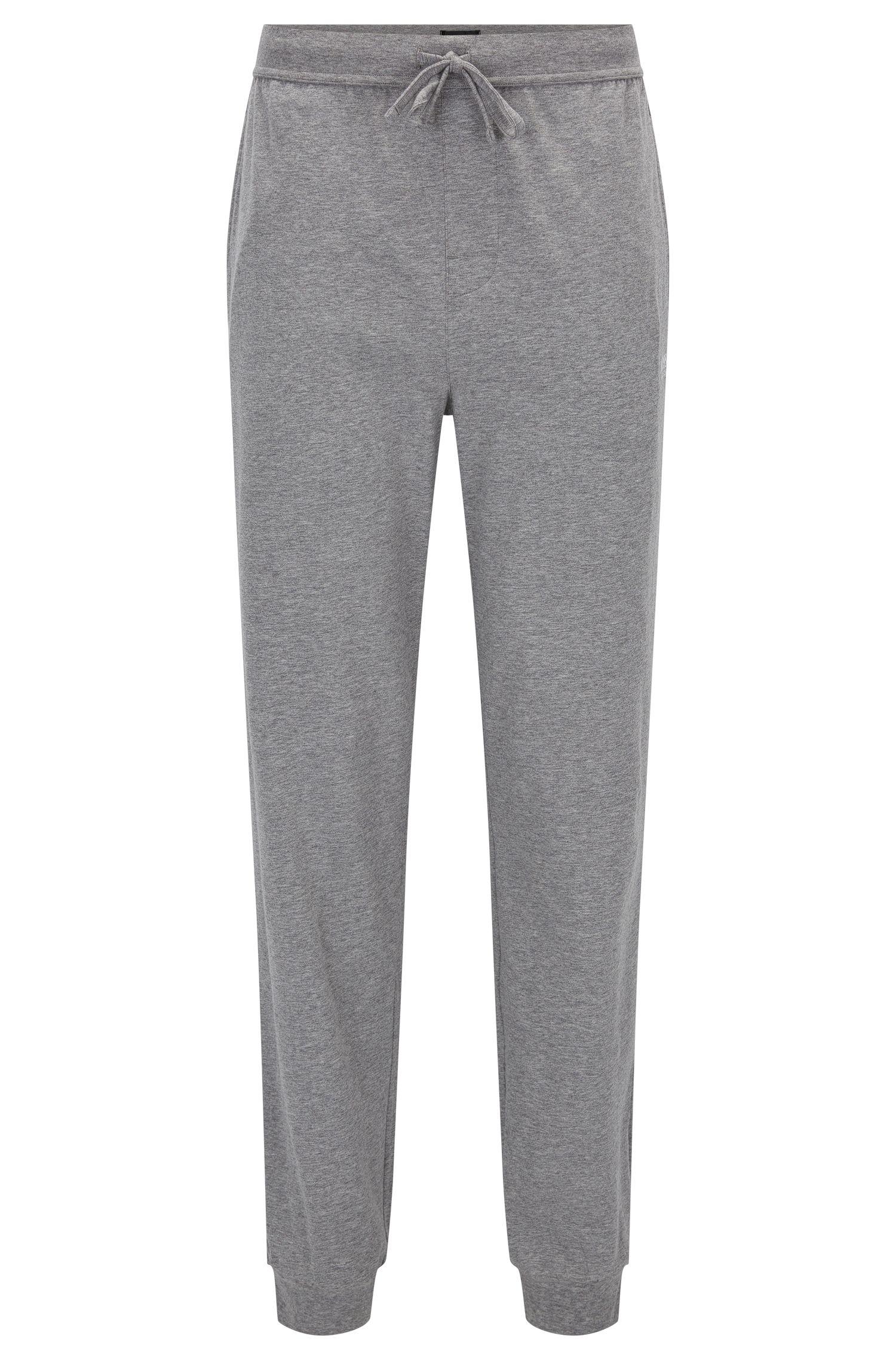 Pantalon d'intérieur en jersey simple avec cordon de serrage