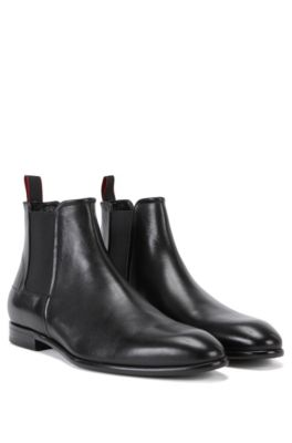 bc930f50308 Leather boots for men from HUGO BOSS