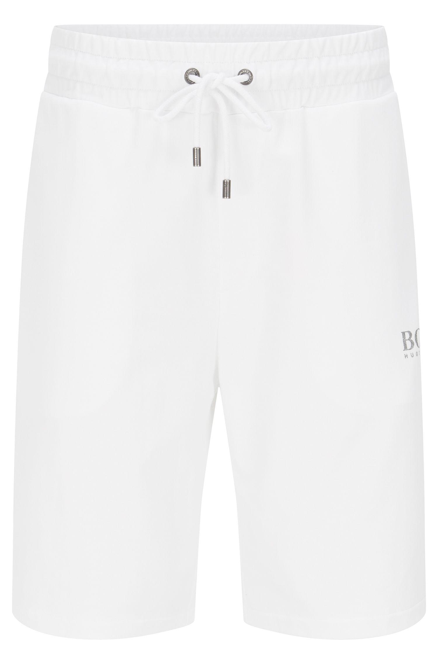 Loungewear-Shorts aus Baumwolle