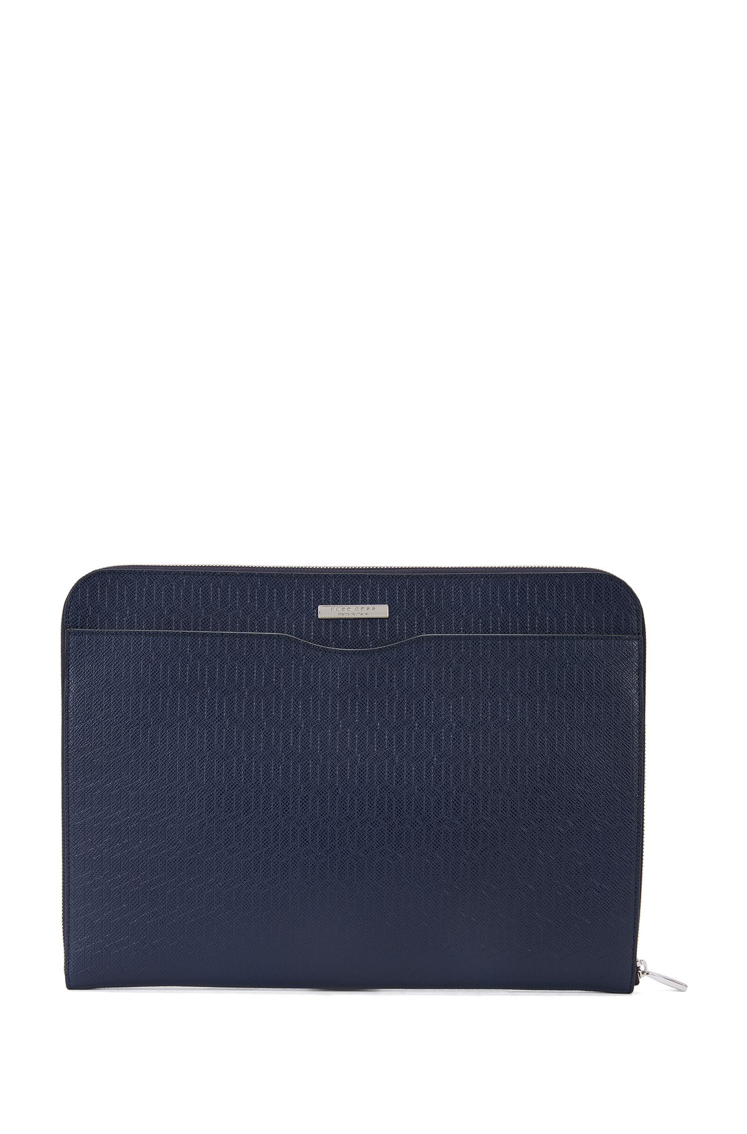 Signature Collection portfolio case in palmellato leather