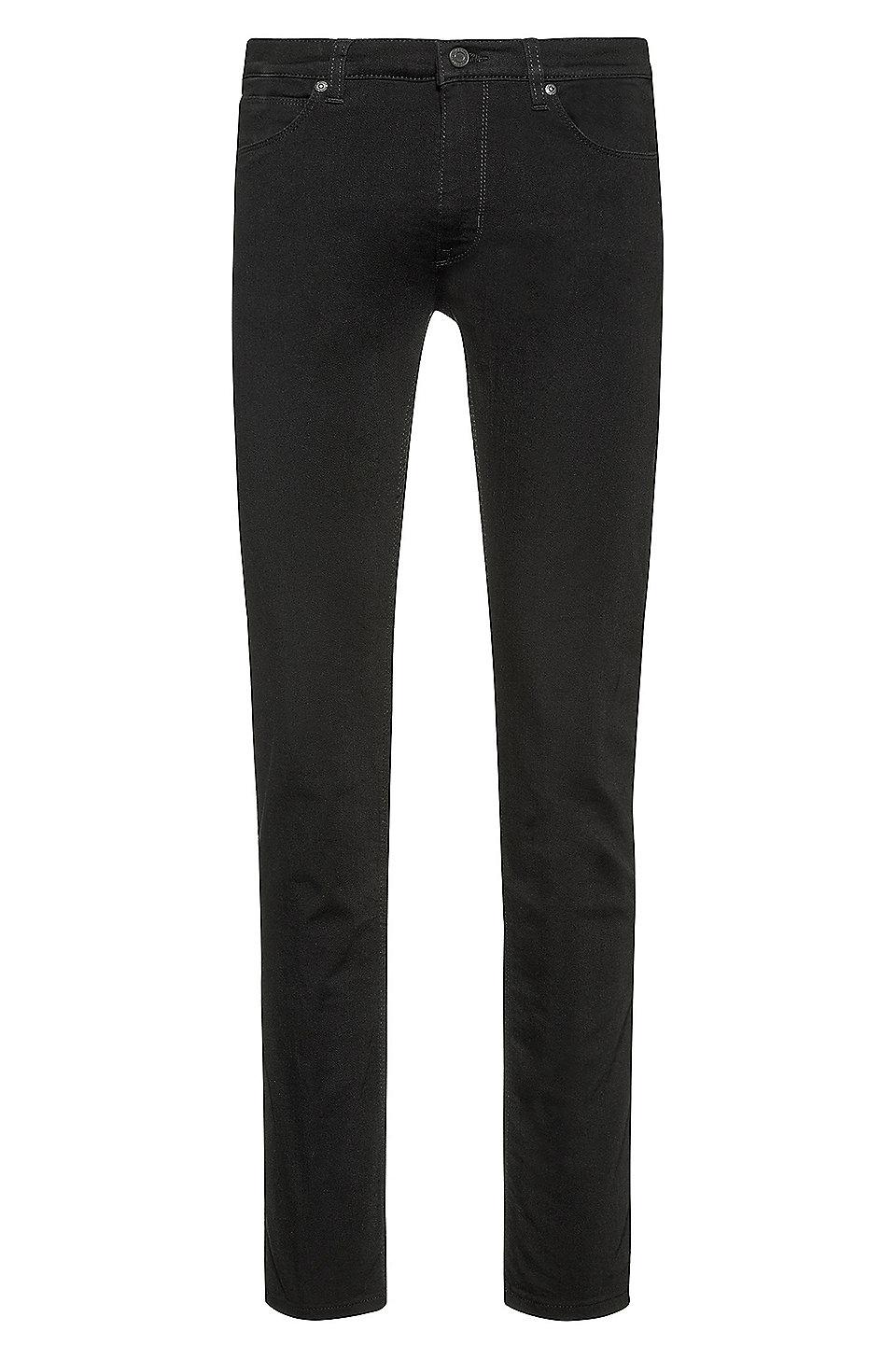 Hugo Boss Hugo 734-Jeans a Taglio Dritto Uomo