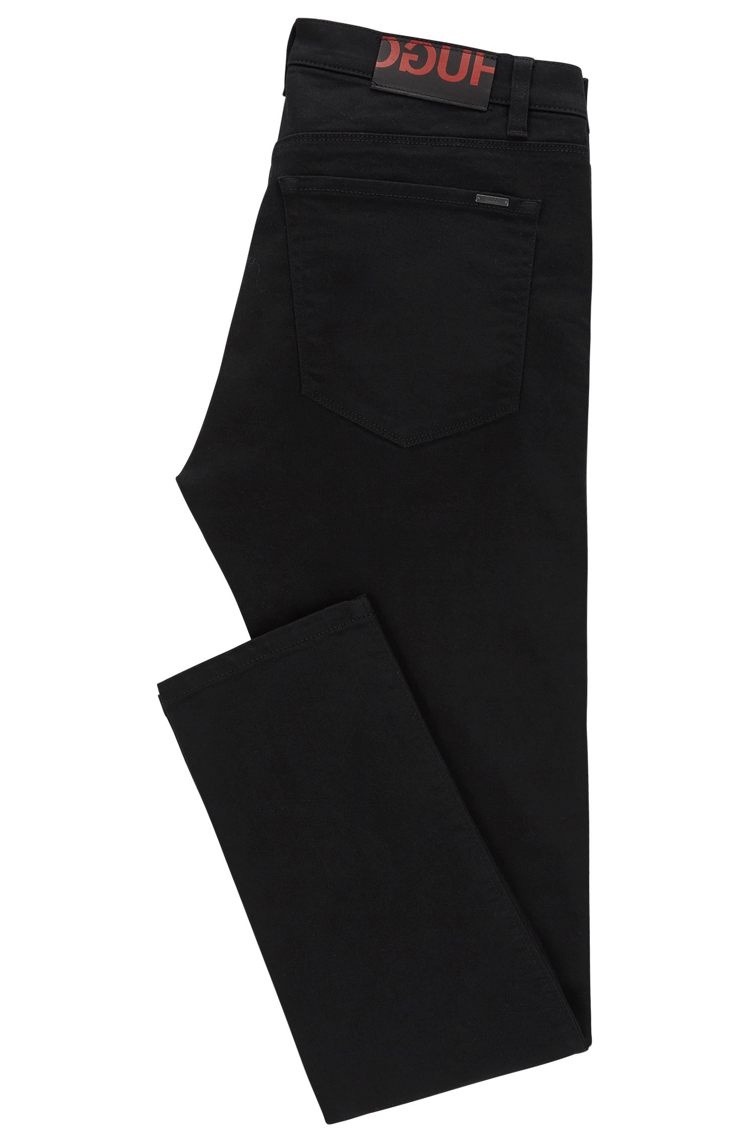 Skinny-Fit Jeans aus Stretch-Denim mit coldblack® Technologie