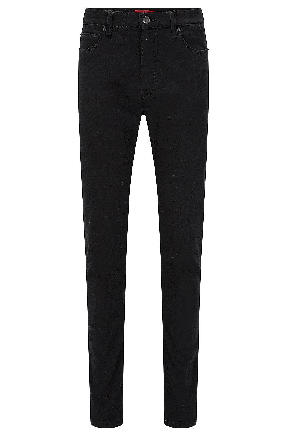 HUGO BOSS Jeans Skinny Fit en denim stretch coldblack? z3T7y9