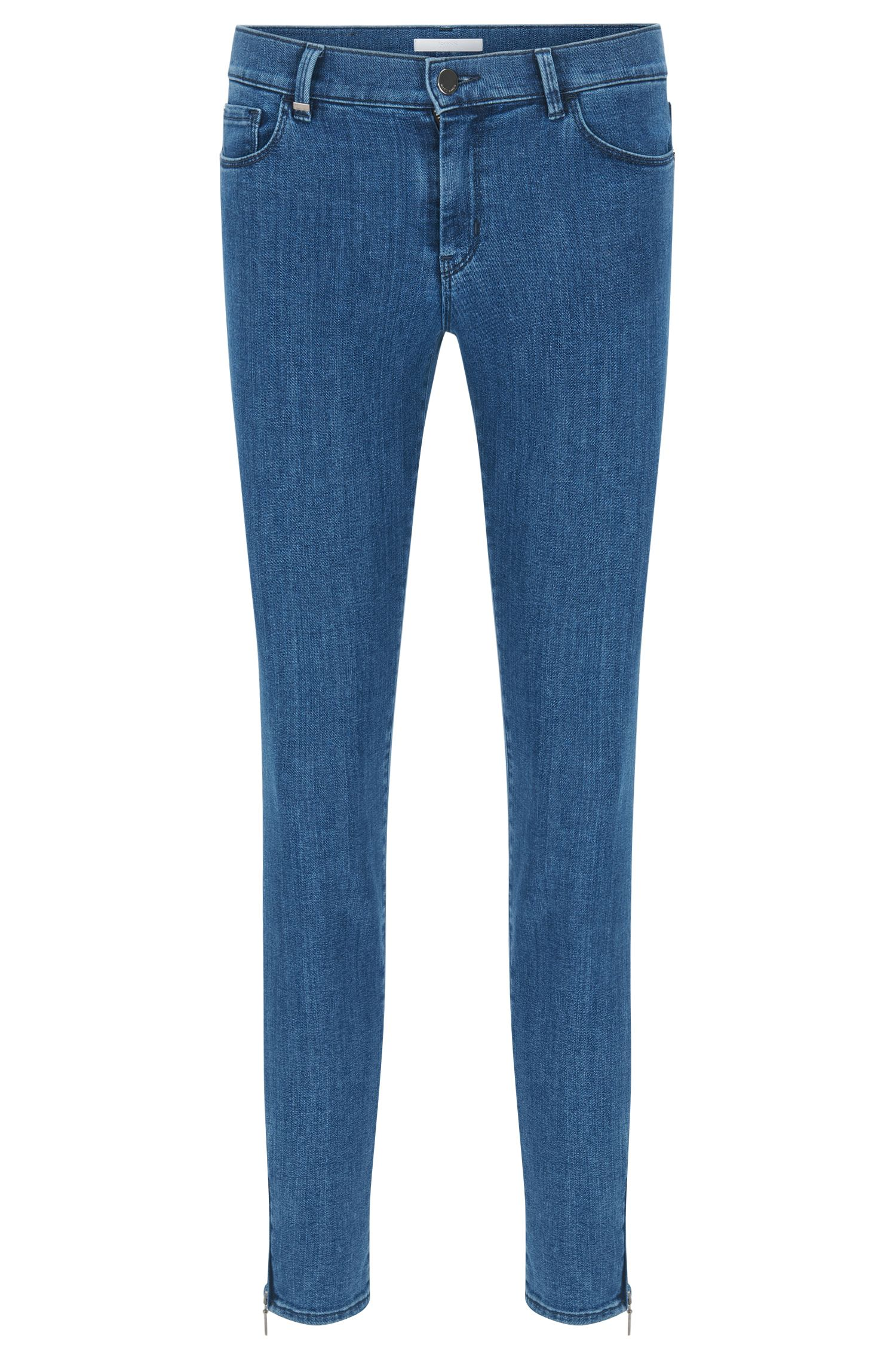 Jeans Slim Fit en denim stretch confortable