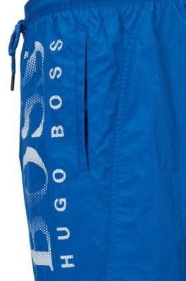 a7d8d849 HUGO BOSS beachwear for men | Leisure looks for summer