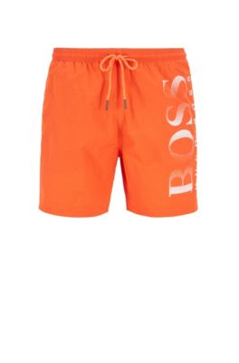 7acd6eb634 HUGO BOSS | Beachwear for Men | Swim Shorts for You