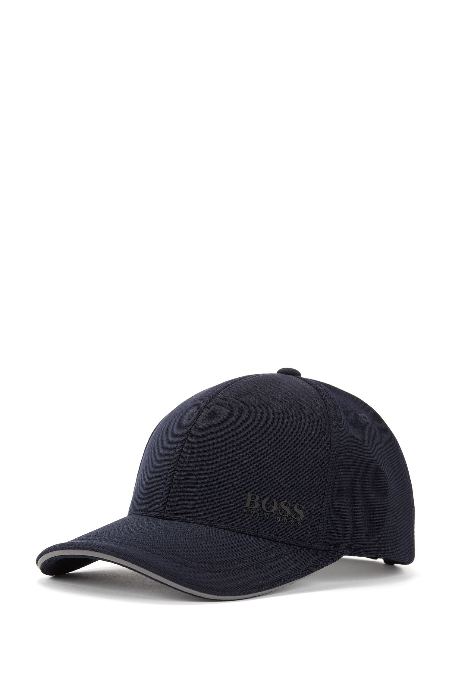 Baseball cap in performance fabric