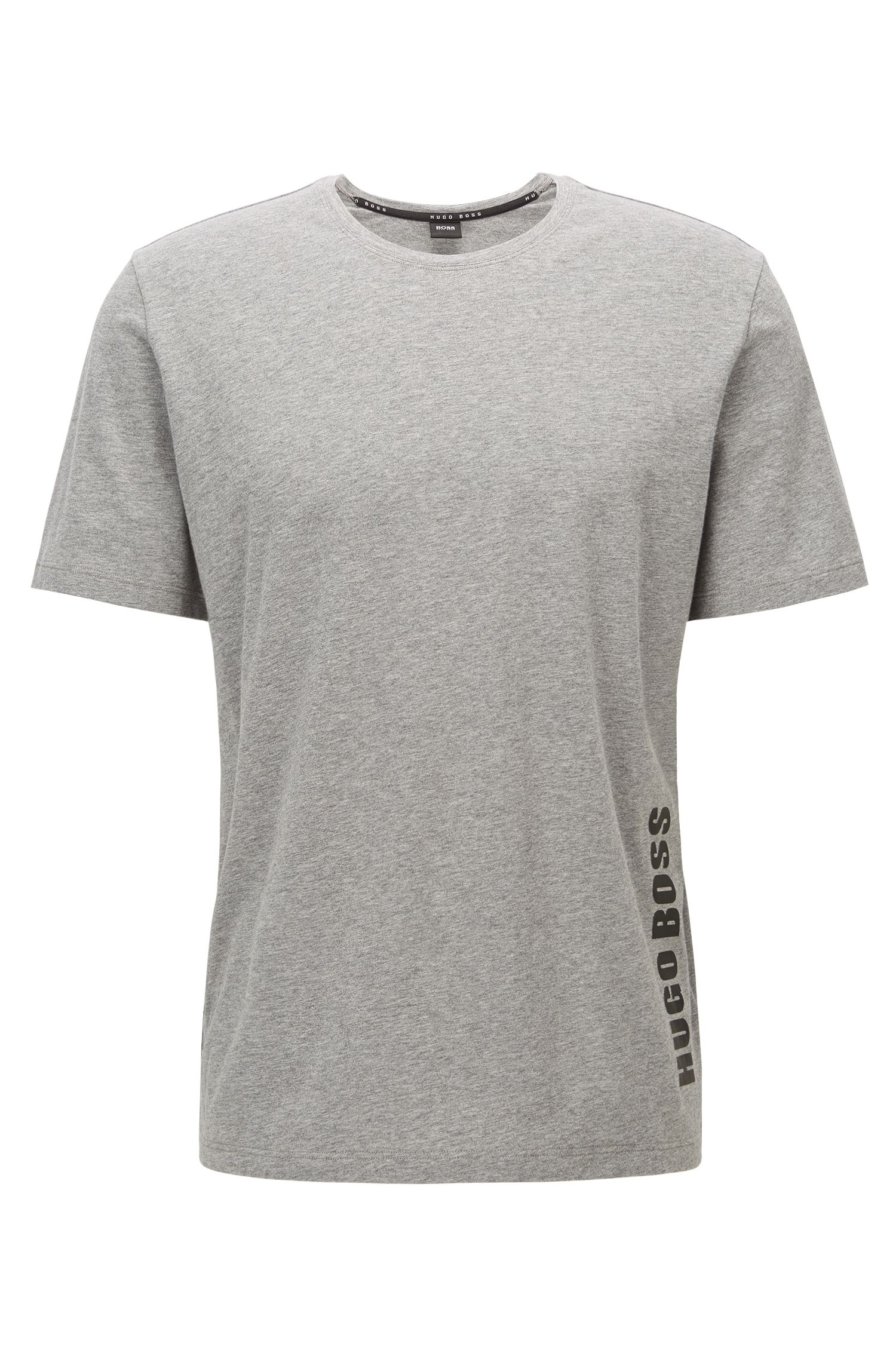 T-shirt per pigiama in jersey regular fit