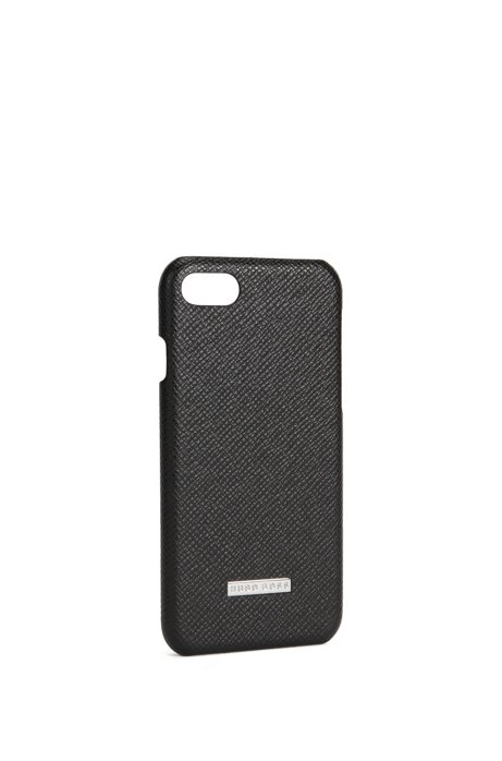 Discount Purchase HUGO BOSS Signature Collection key case in palmellato leather Supply Cheap Online JqXUnY