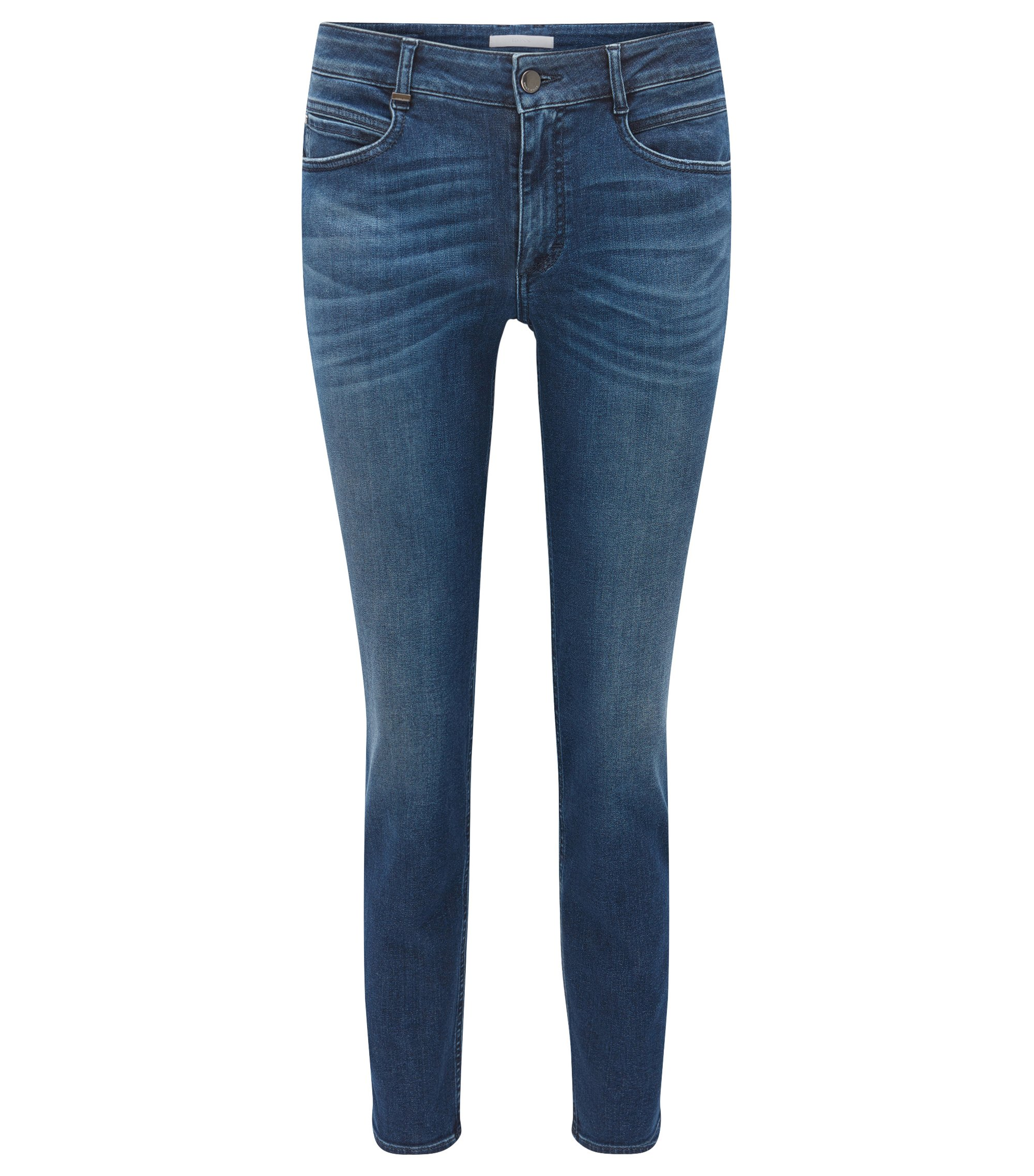 Jeans Regular Fit en denim red-cast, Bleu