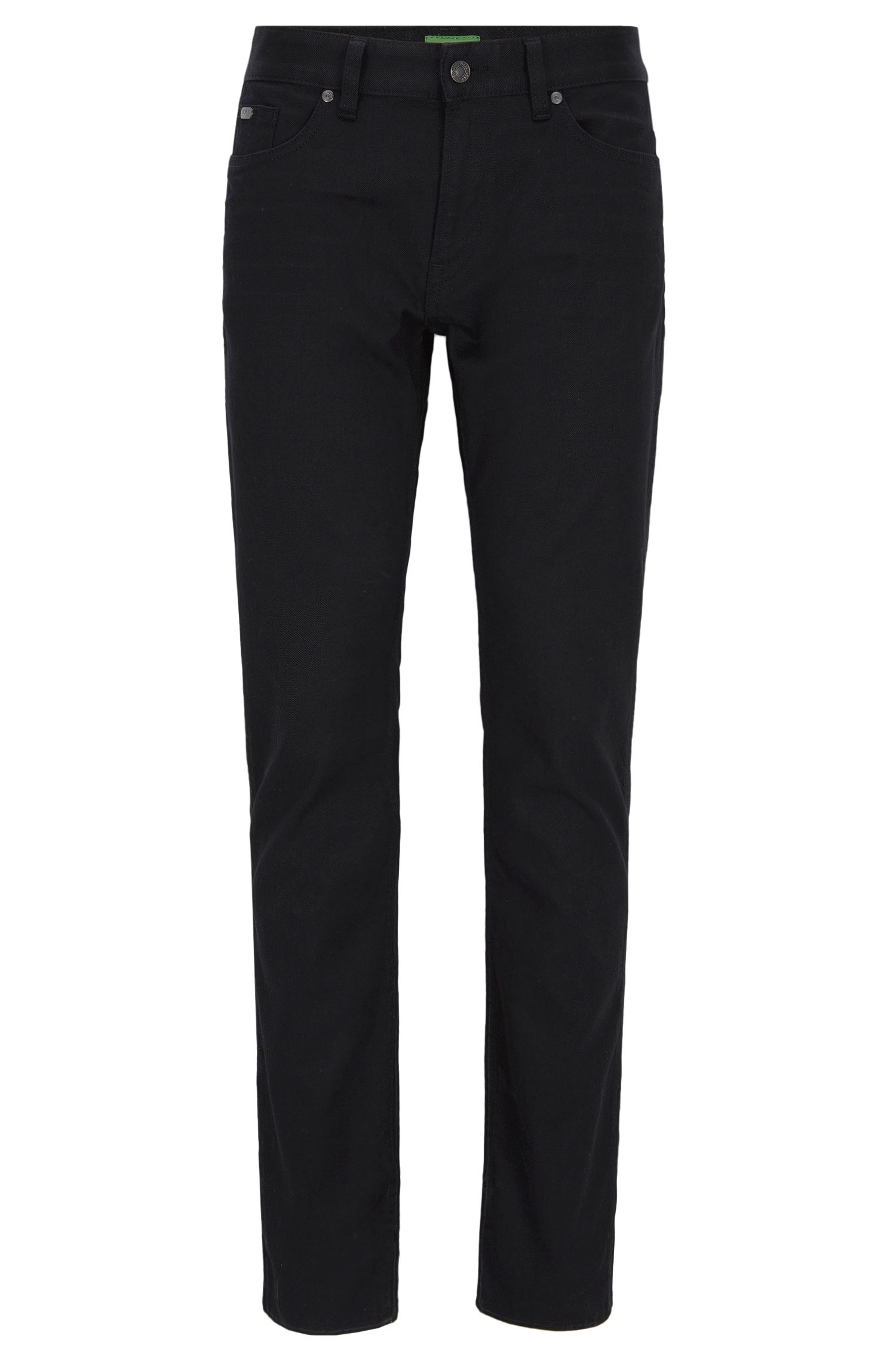 Slim-fit jeans van comfortabele stretchdenim