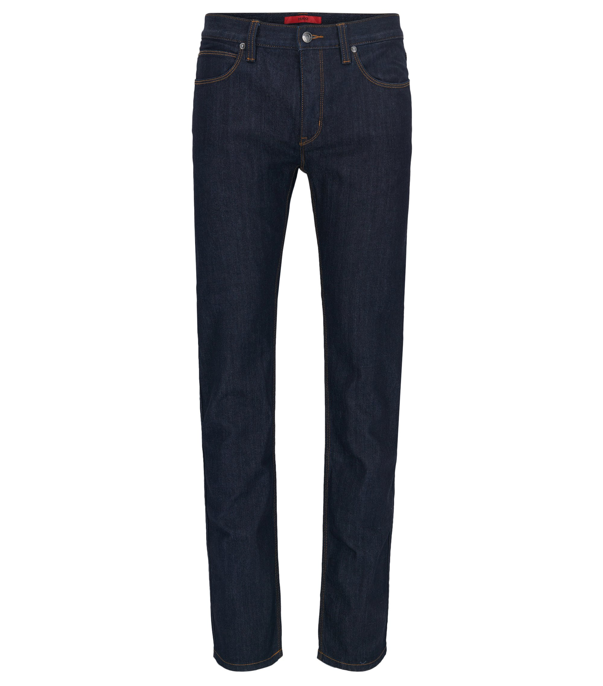 Slim-Fit Jeans aus Dyneema® Denim, Dunkelblau