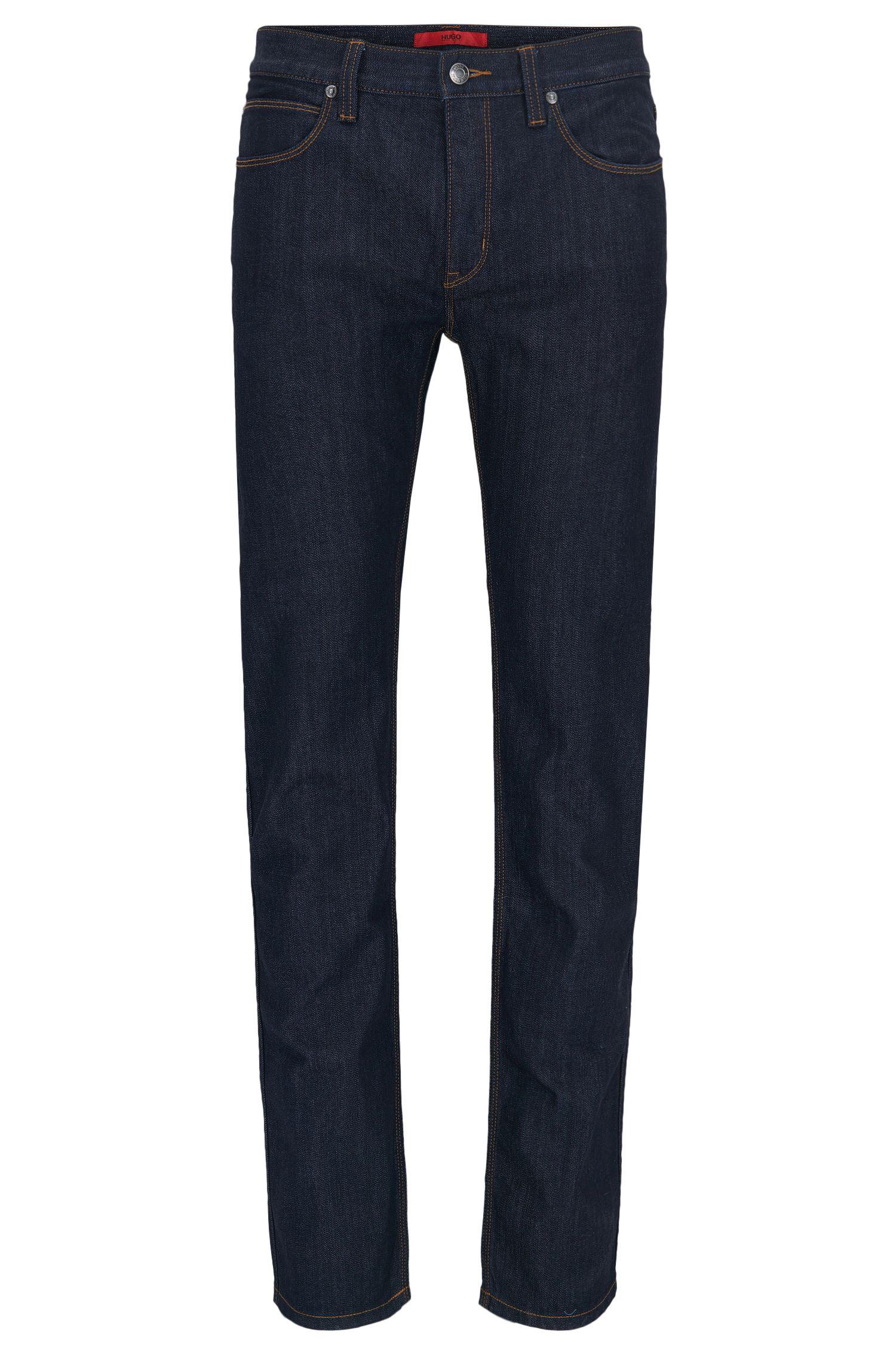 Slim-fit jeans in Dyneema® denim