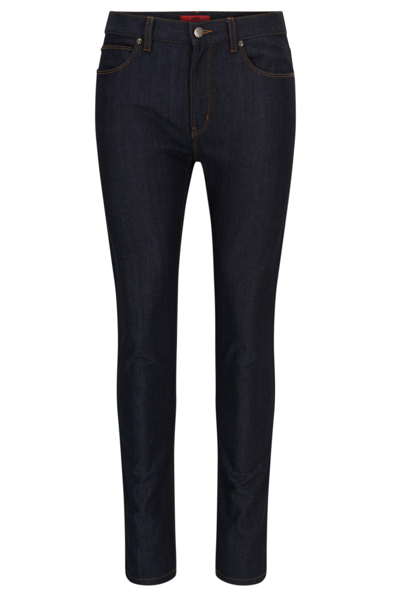 Skinny-fit jeans van uiterst duurzame stretchdenim