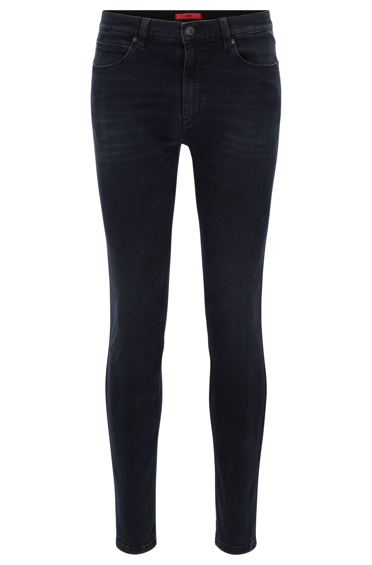 Skinny-Fit Jeans aus Stretch-Denim