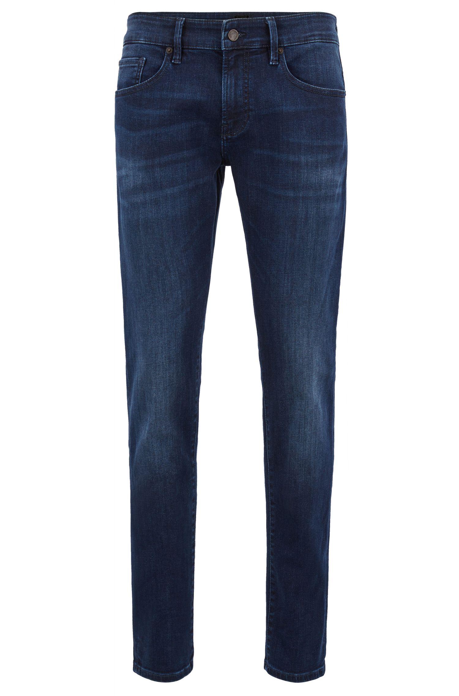 Jeans Skinny Fit délavé en stretch