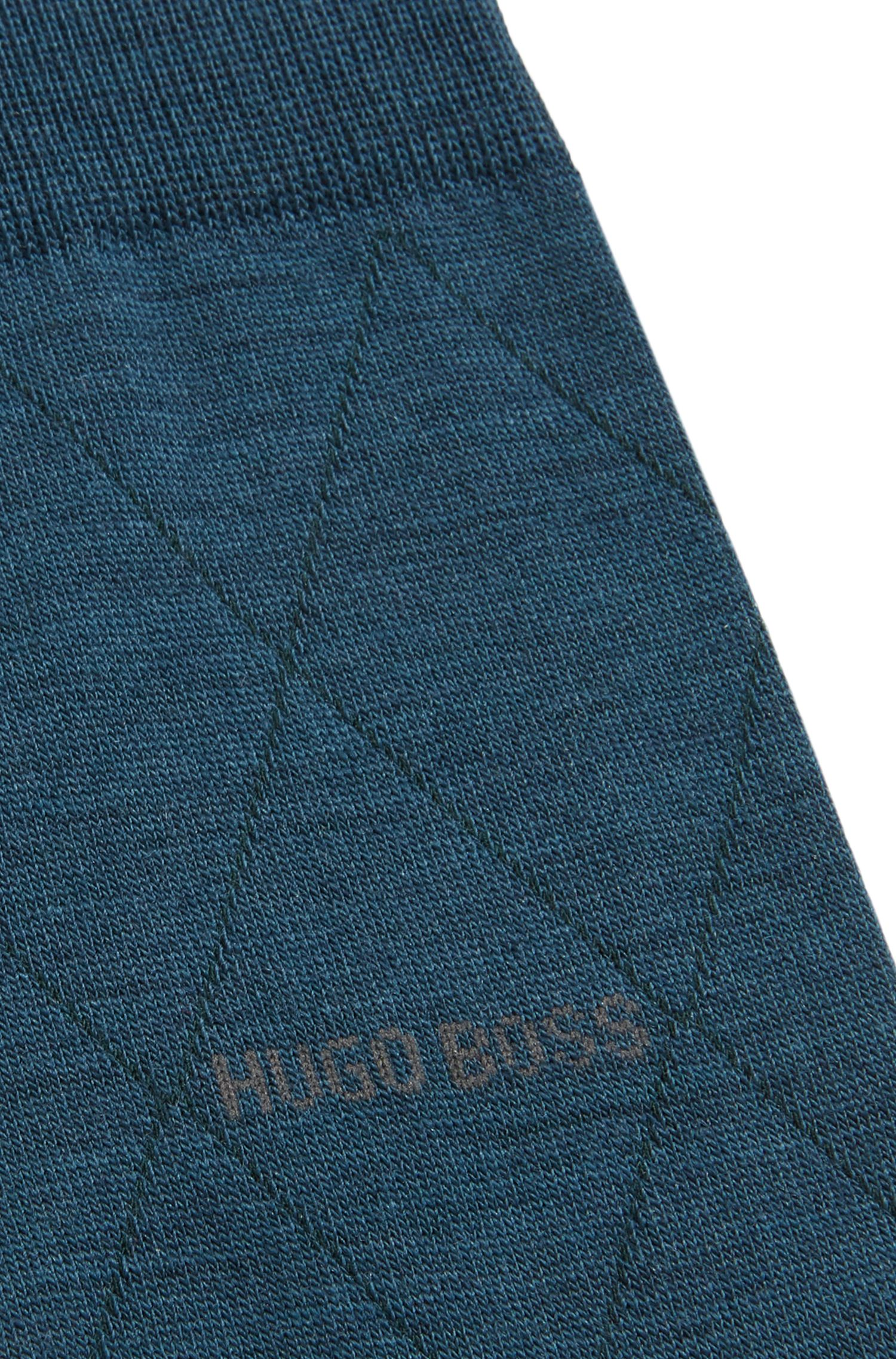 Calze leggere in misto lana elasticizzato