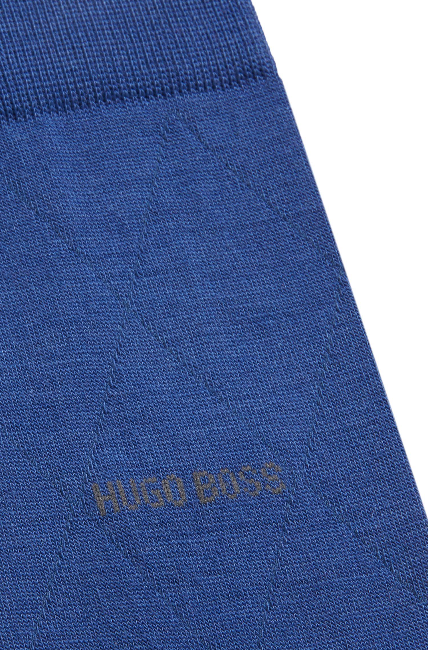 Calcetines ligeros en mezcla de lana elástica