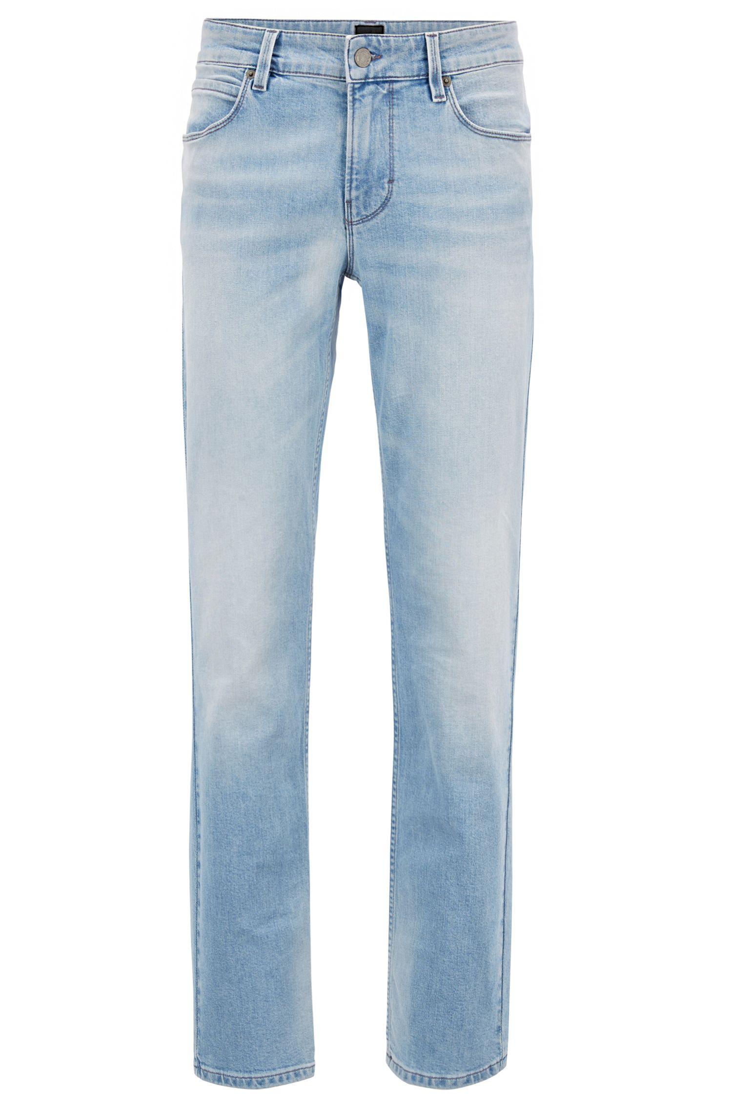 Slim-fit jeans van super-stretchdenim