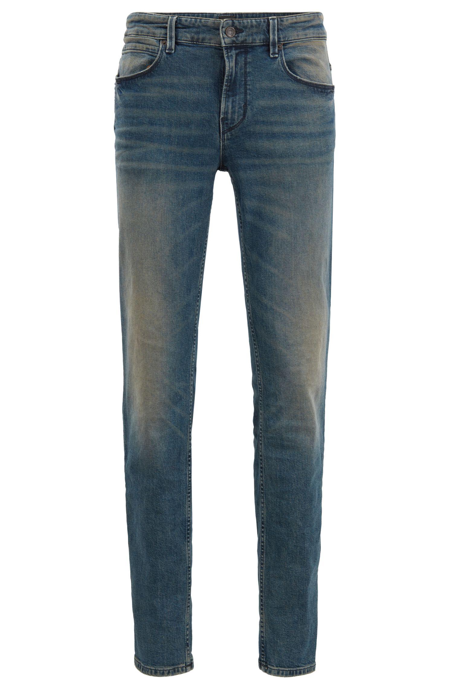 Slim-Fit Jeans aus Super Stretch Denim