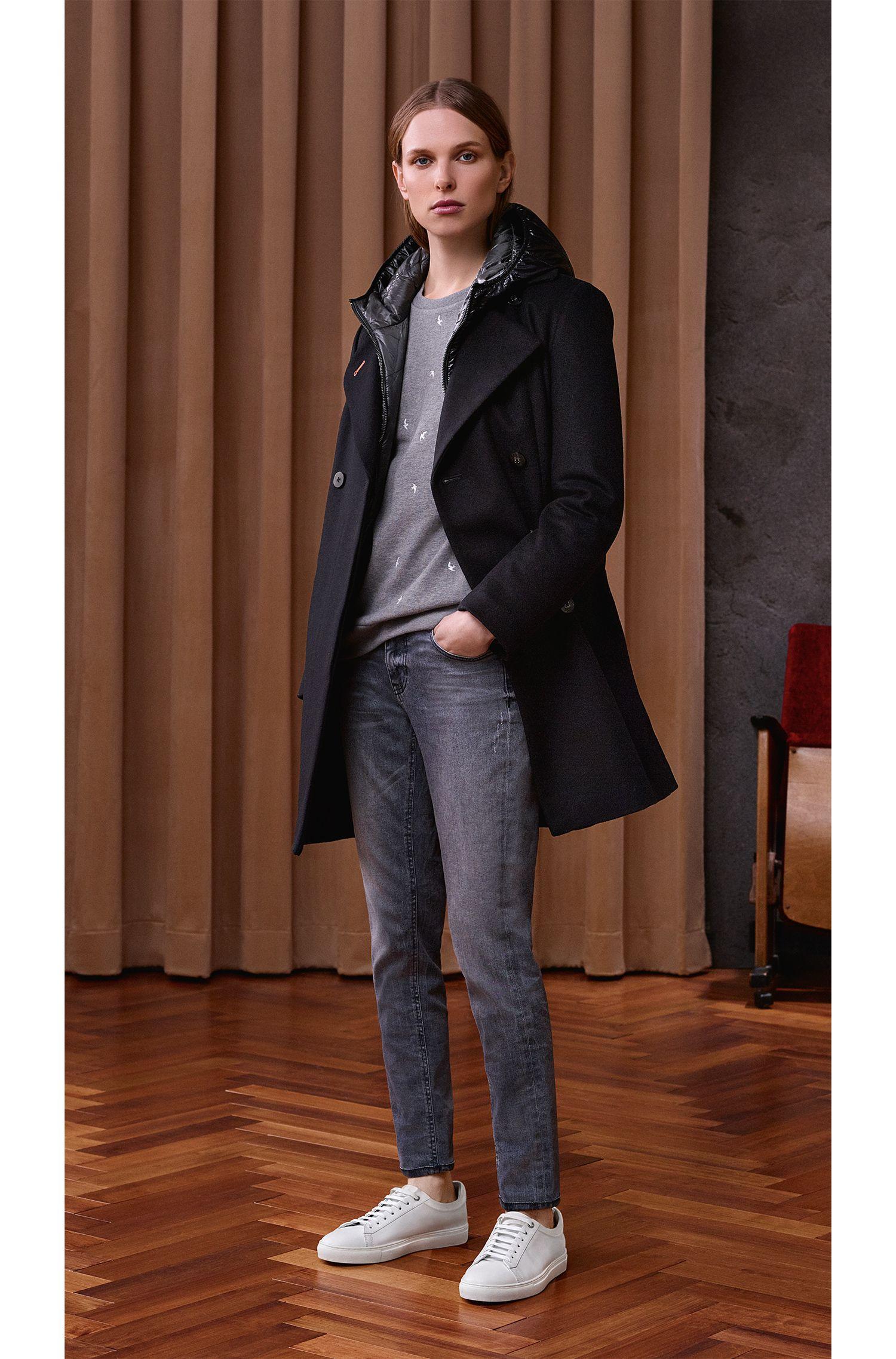Slim-fit jeans van comfortabel stretchdenim