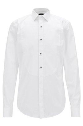 Hugo boss evening wear for men evening suits for Best slim fit tuxedo shirt