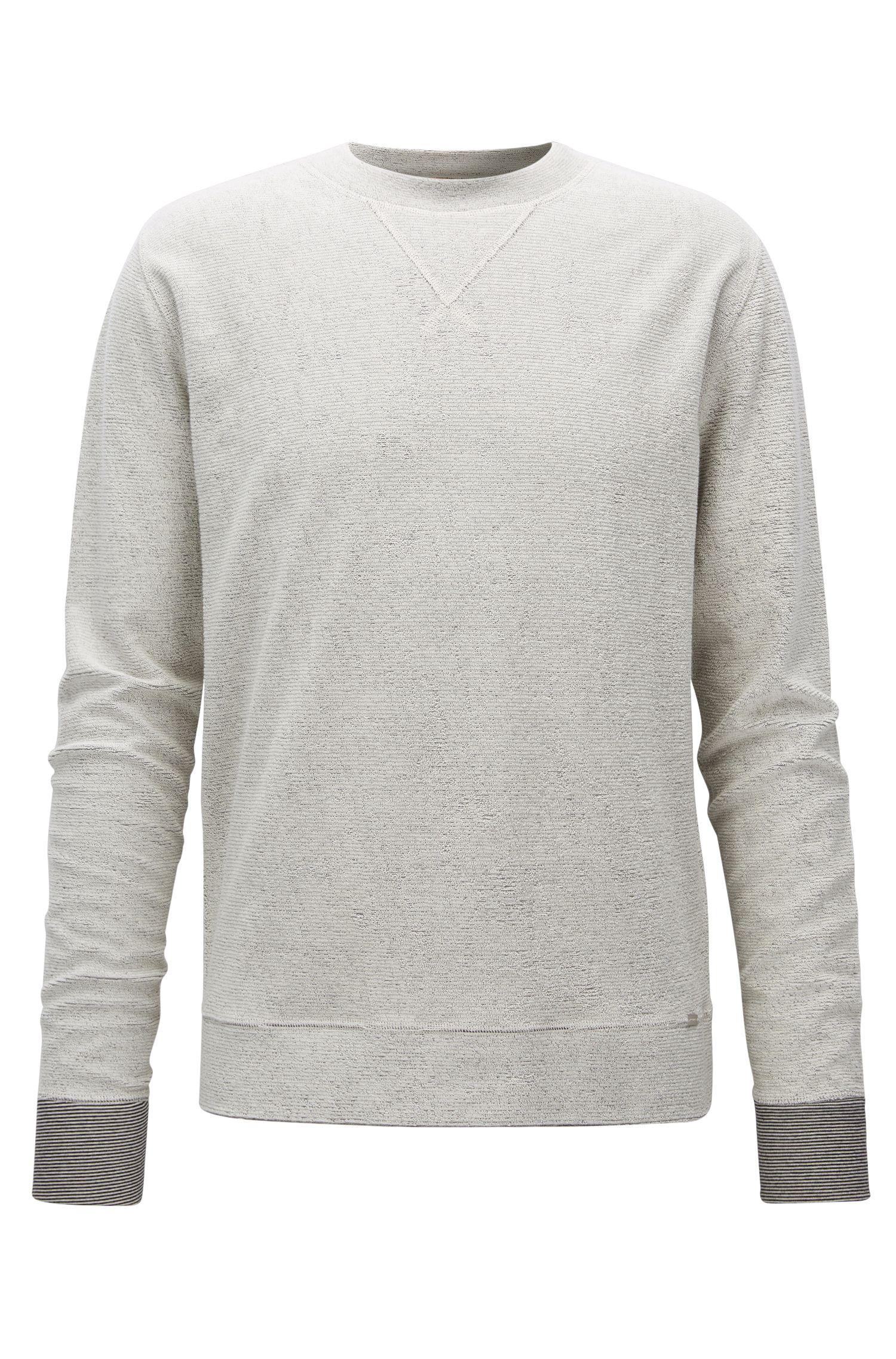 Relaxed-Fit Wendesweatshirt aus Baumwolle