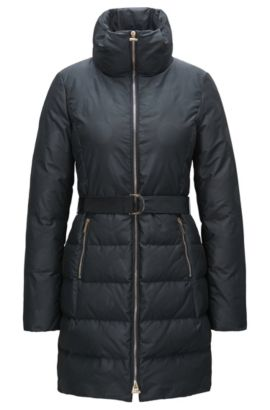 Manteau Regular Fit en jacquard imperméable, Fantaisie