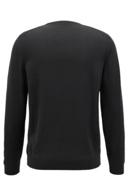 9b1c110d66a1f0 Elegant men s sweaters and cardigans by HUGO BOSS