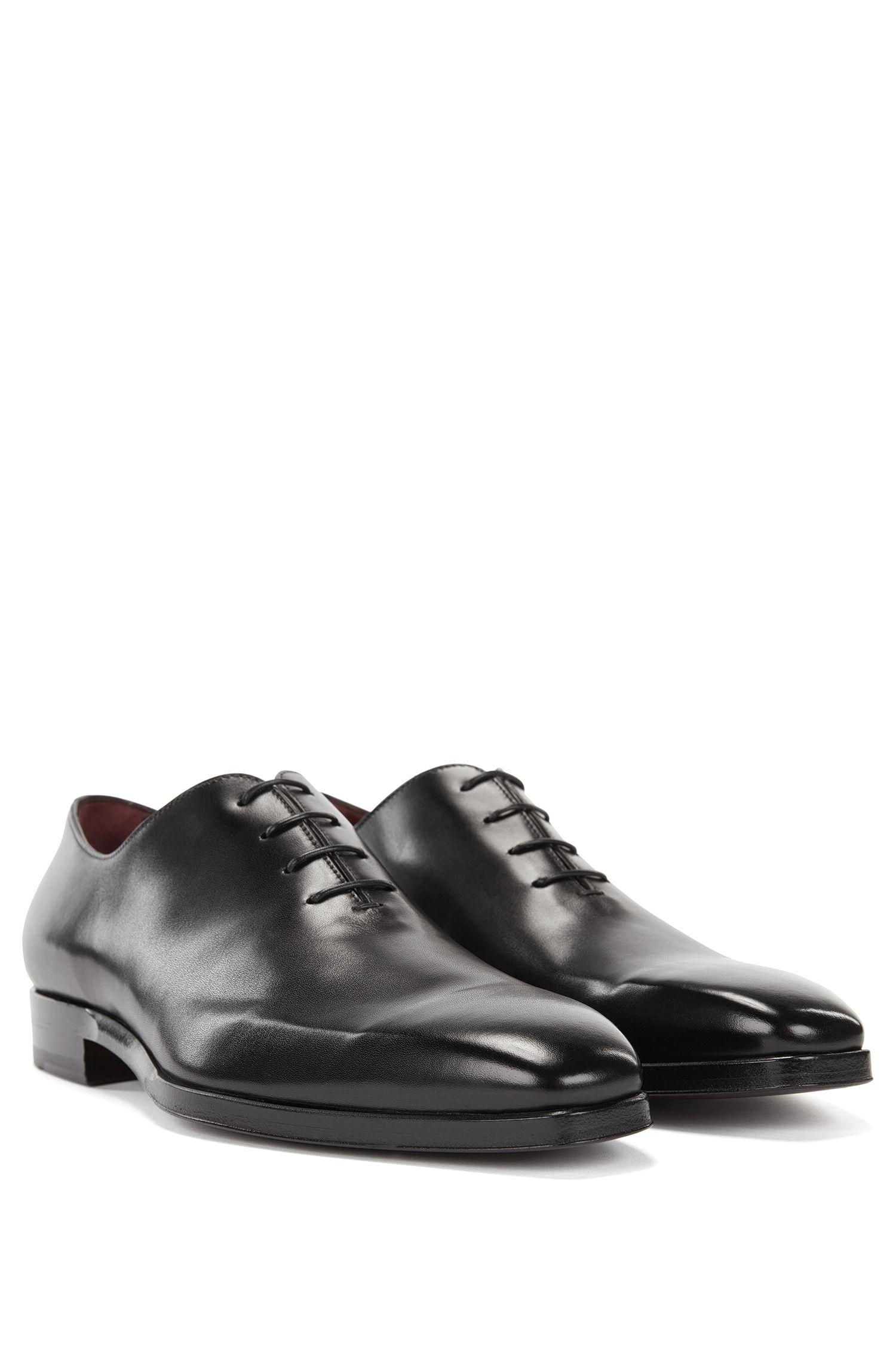 Chaussures Chaussures Oxford poli Oxford en cuir q54xRv56