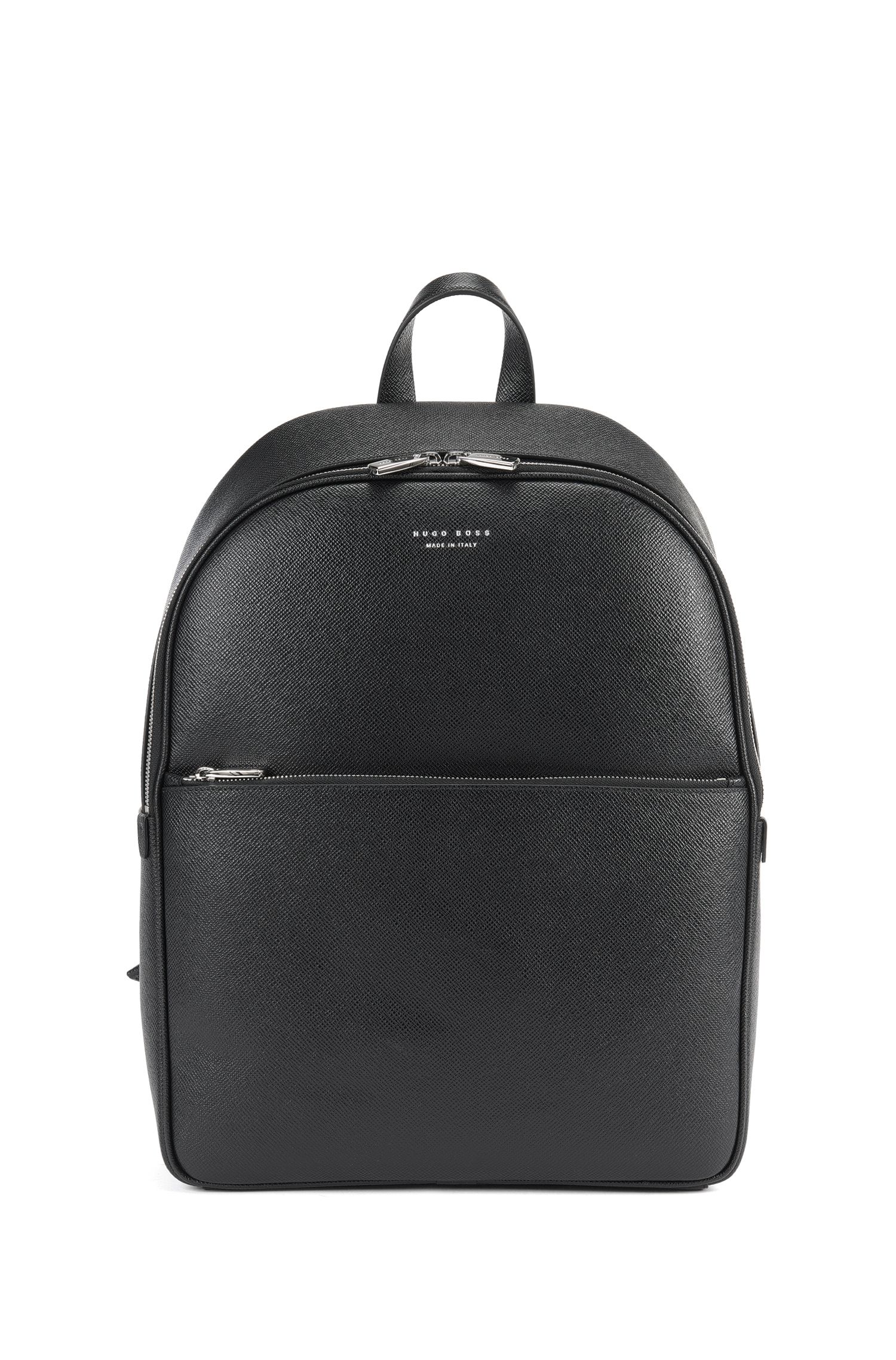 Signature Collection Rucksack aus Palmellato-Leder