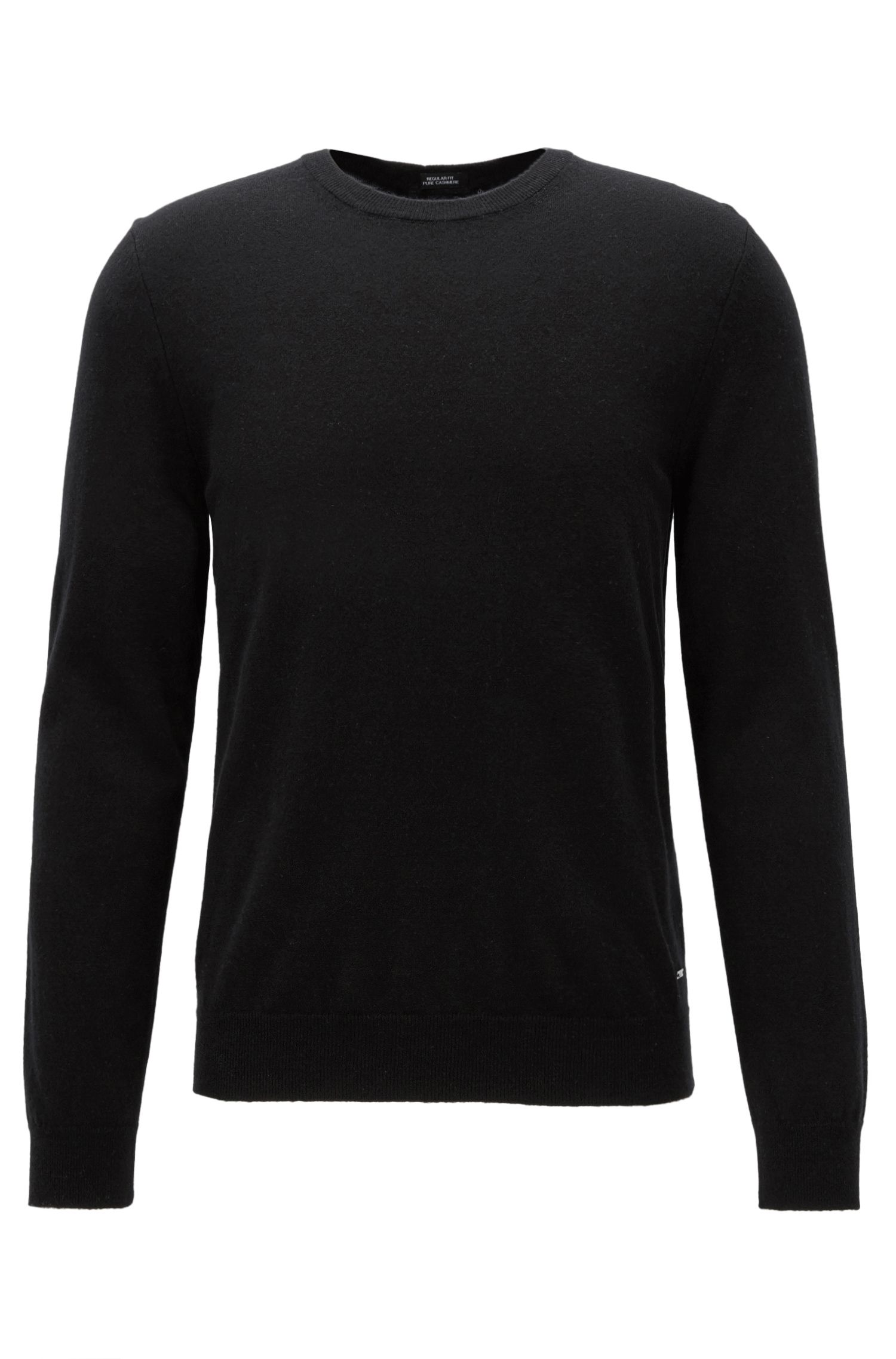Lightweight sweater in Italian cashmere