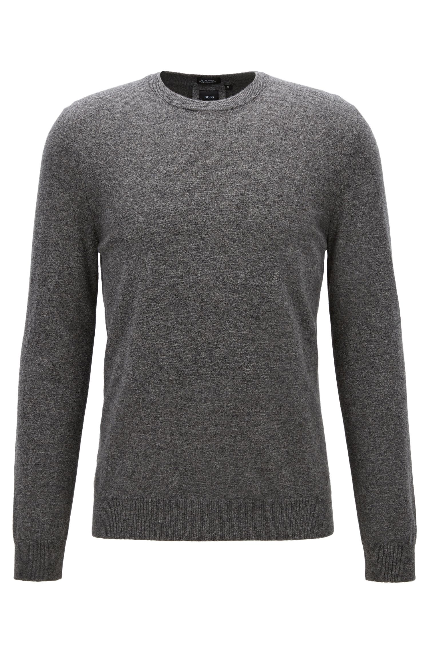 Lightweight sweater in Italian cashmere