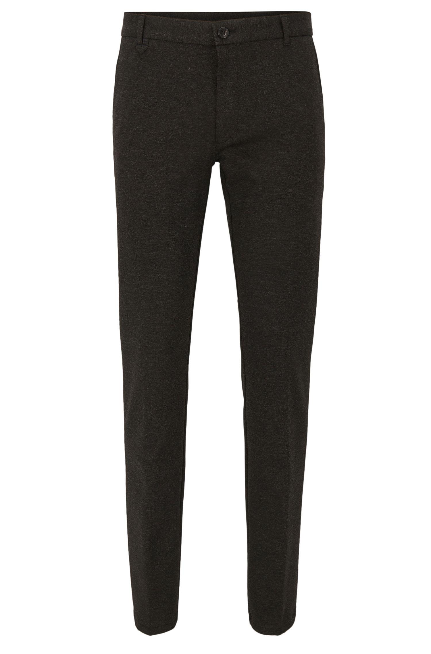 Pantalon Extra Slim Fit en tissu technique mélangé stretch
